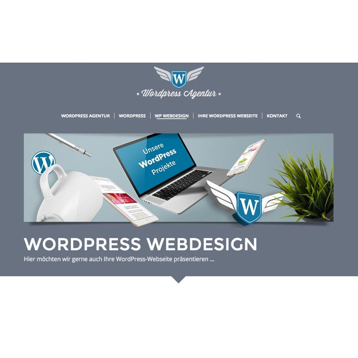 WordPress Agentur | Webdesign Aschaffenburg