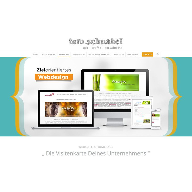 WordPress Website | Webdesign