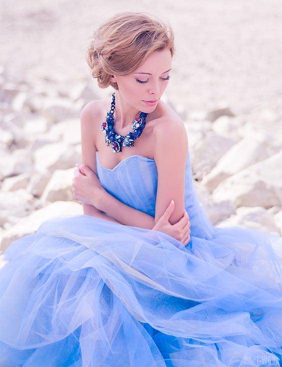 Foto & Retouch: Hart Worx  Model: Aleksandra Nagel  Hair & Make-Up + Styling: von mir / Musitowski Styling&Design