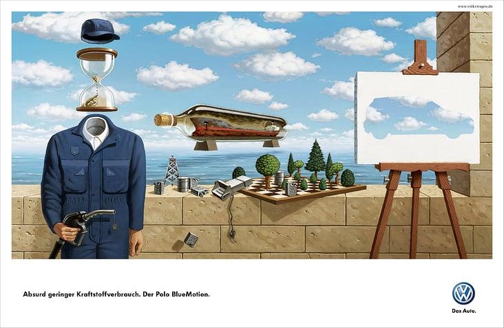 Artinvestor Anzeige Magritte