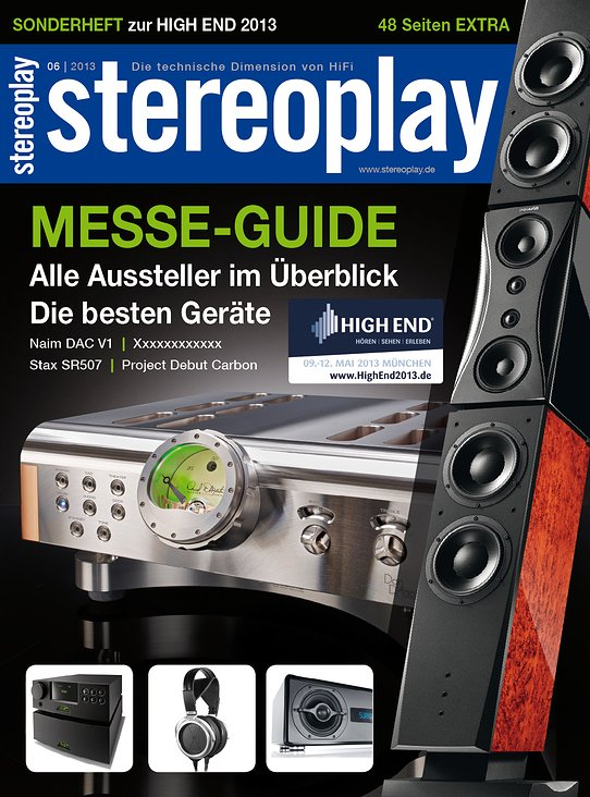 2013 Highend Messe Guide