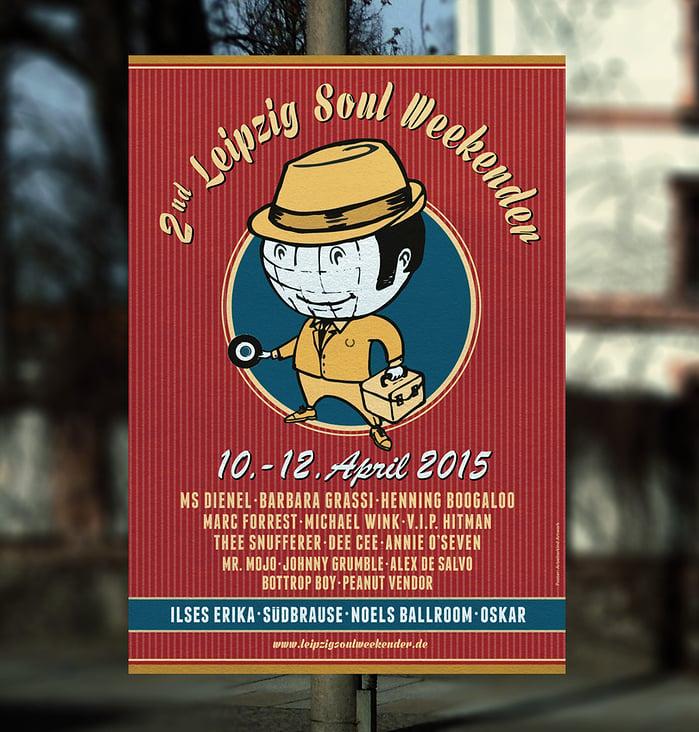 Eventposter – Soulweekender