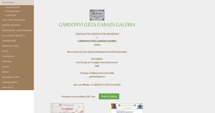 Hungary   Galerie