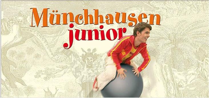 "Kinderrevue ""Münchhausen Junior"""