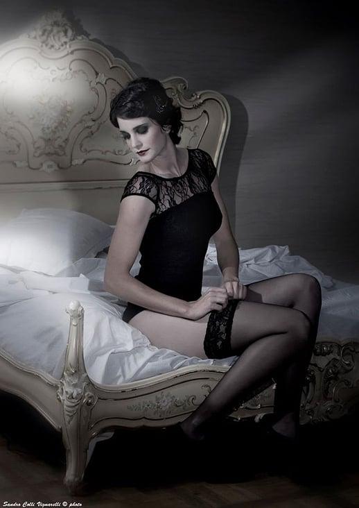 Lingerie– H&M Valentina Sico