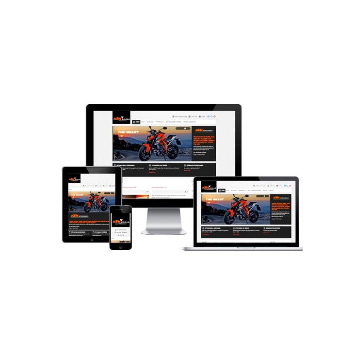 Webdesign / Wordpress