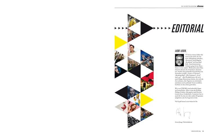 Editorial, TV-Heft 2014