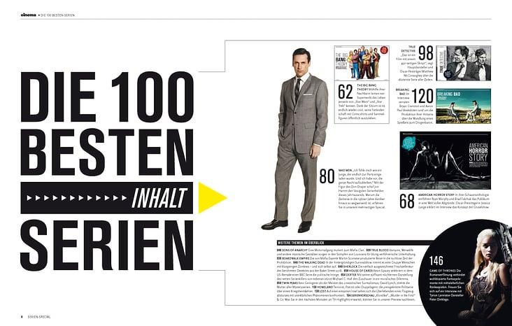 Inhalt, TV-Heft 2014