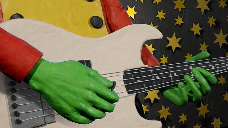 That´s The Beat Gitarrensolo