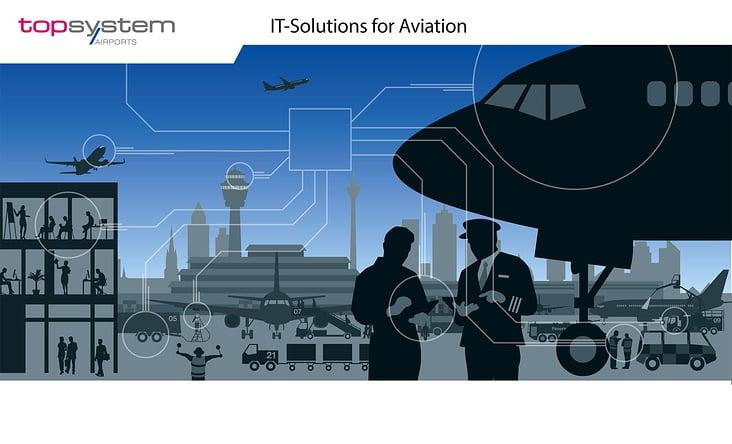 Flughafenlogistik Top System
