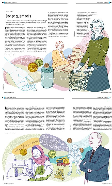Social Busniess / Hamburger Wirtschaft