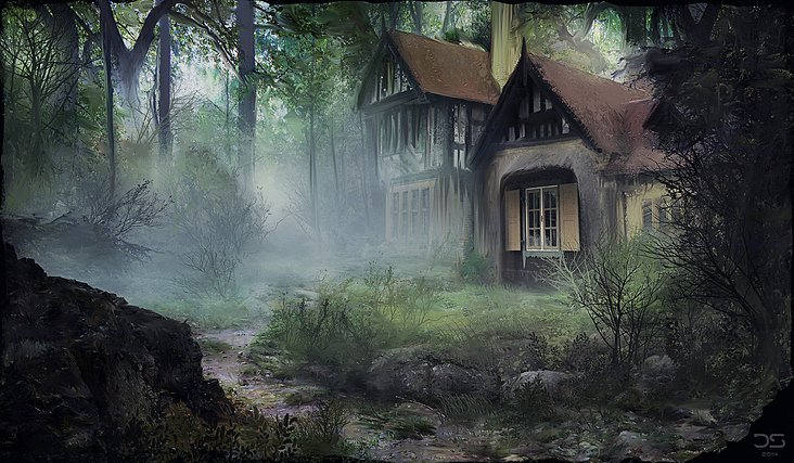 Forest Mansion