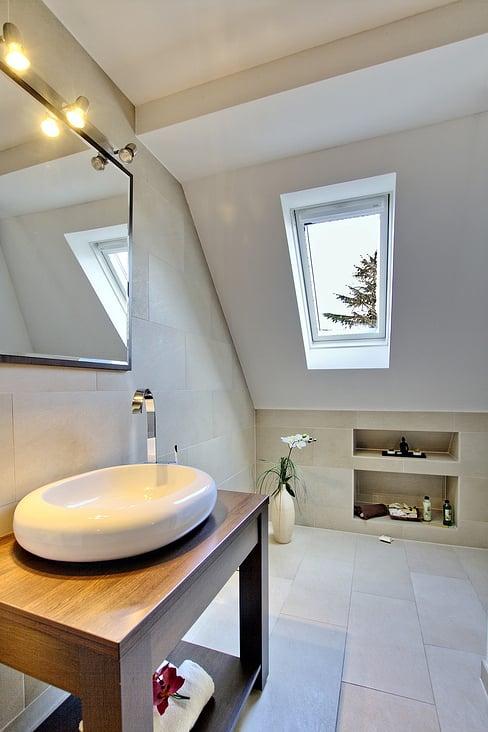 Badezimmer oben a