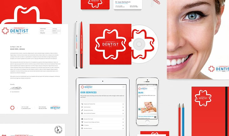 Emergency Dentist NYC Corporate Design