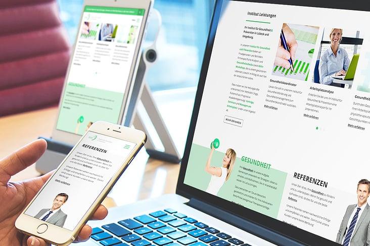 Responsive Webdesign, Contao CMS und OnPage SEO