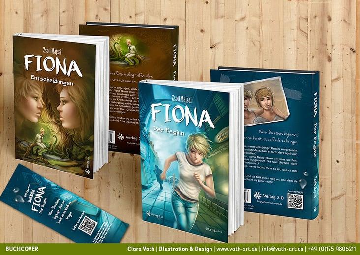 Action Fantasy Buchreihe