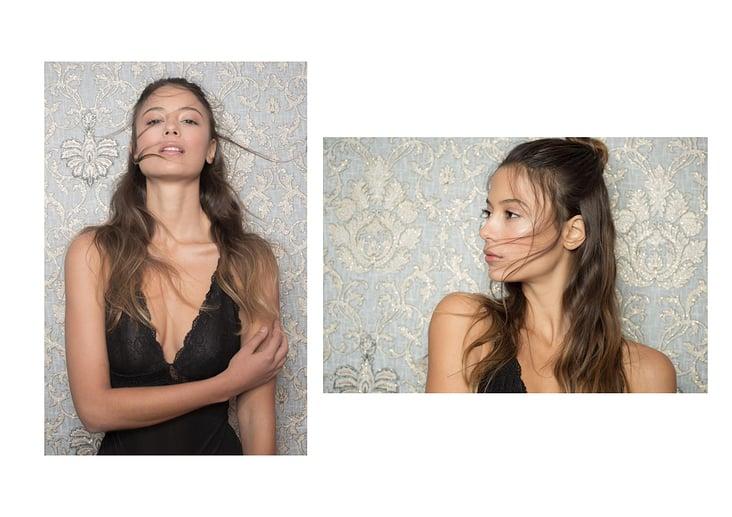 Chiara and Philippa @ ICE Models Capetown#Stefanie Szekies Hair & Make up#Afsaneh Nagy Photography#Jeniffer Lascheit Stylin
