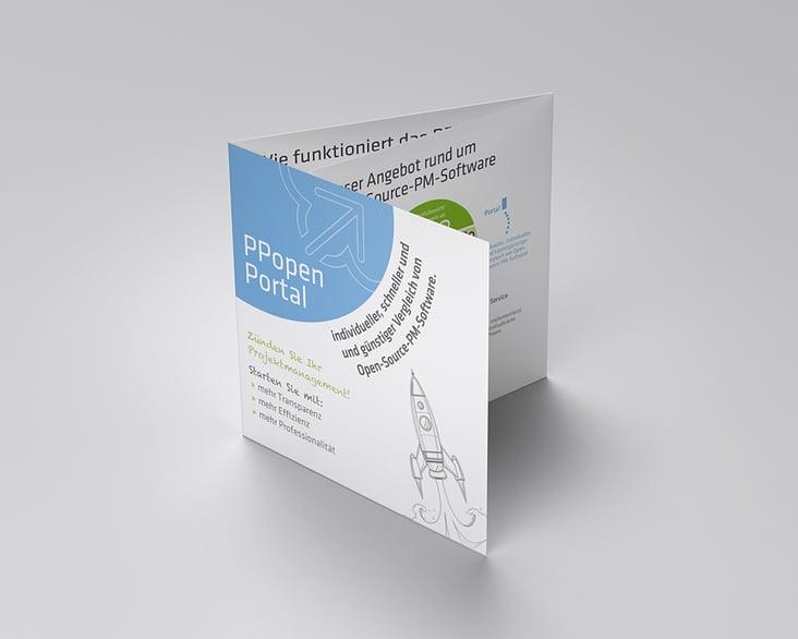 PPopen Portal Flyer