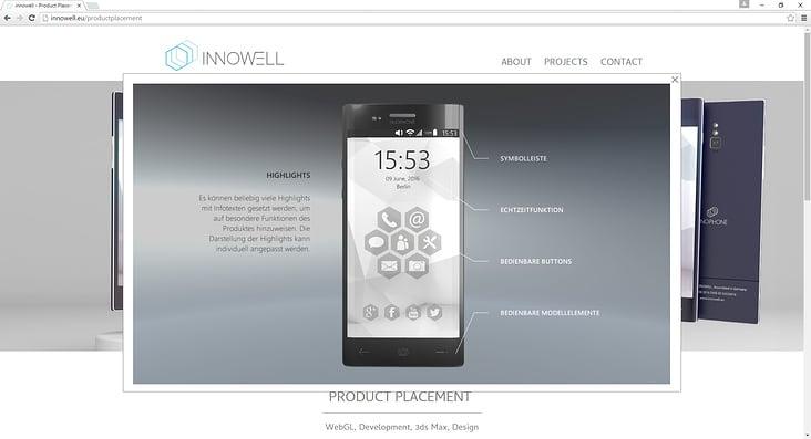Screenshot Web-App #5