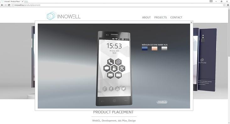 Screenshot Web-App #6