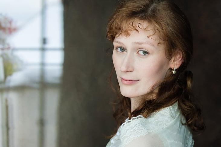 Daria Gabriel, Schauspielerportrait