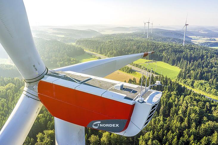 Luftbild Drohne Neumarkt in der Oberpfalz