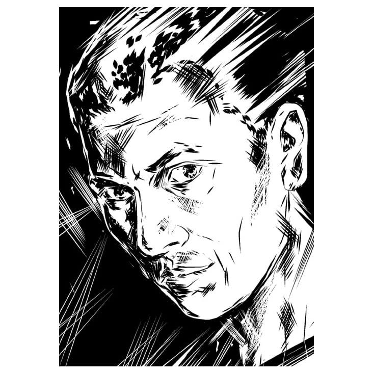 Xavier Naidoo– Porträt Reihe