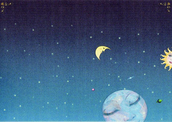 Sternenstaub (Coverartwork)