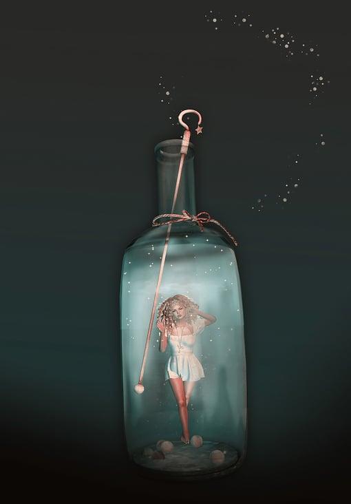 Bottled (Coverartwork)
