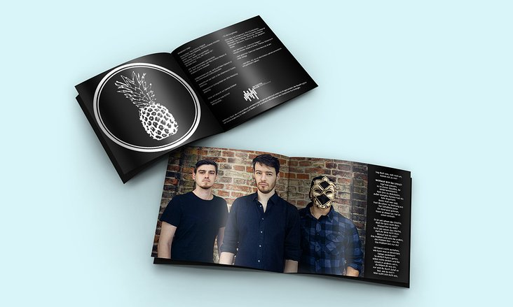 Albumdesign / Booklet