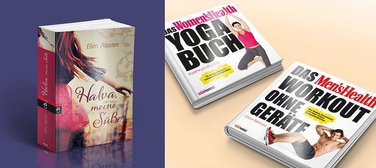 COVER DESIGN / Weltbild / Taschenbuch / Südwest / Softcover
