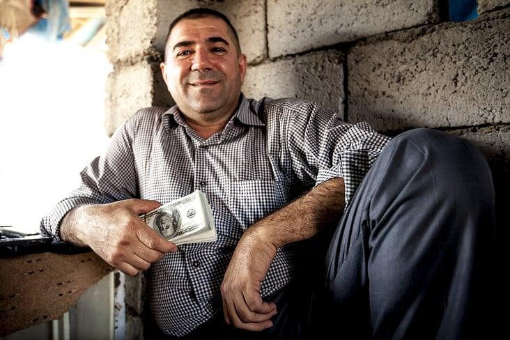 Bazar Ceck– Iraq's weapon black market