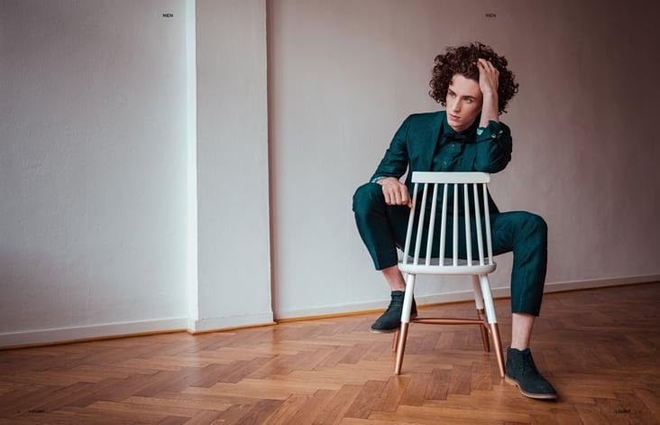 #photographer Hart Worx http://www.hart-worx.com/ #model Simon Tönneßen und Maik http://www.kaisers-neue-kleider.com/