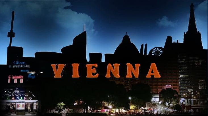 Vienna table trip Kurzfilm