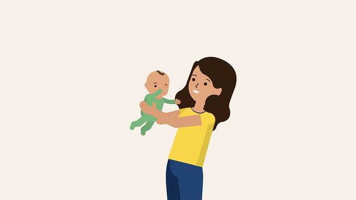 Erklärvideo– Richtige Ernährung für Kleinkinder