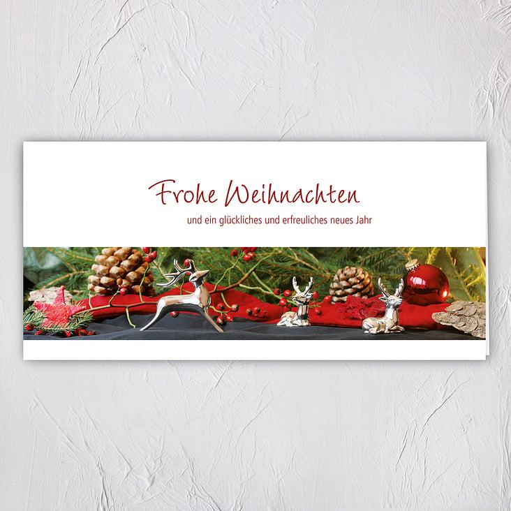 Cinoba weihnachtskarten von beate mangold dasauge - Weihnachtskarte per mail ...