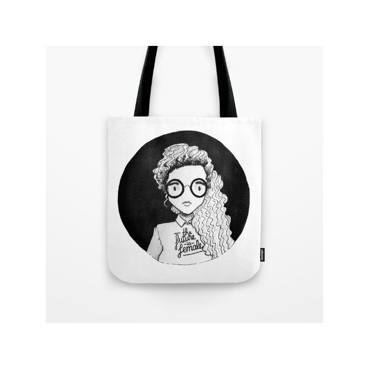 Tote Bag Illustration