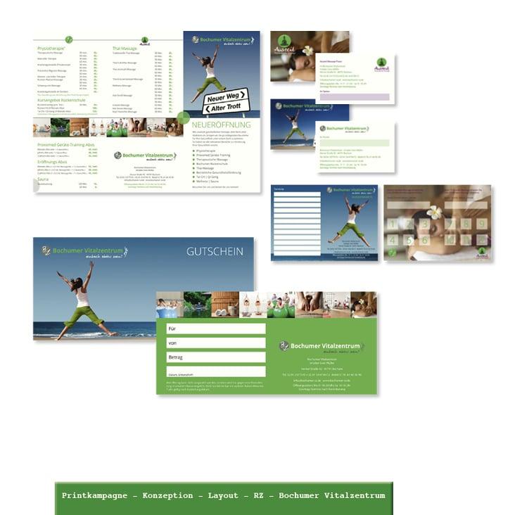 BVZ Printkampagne