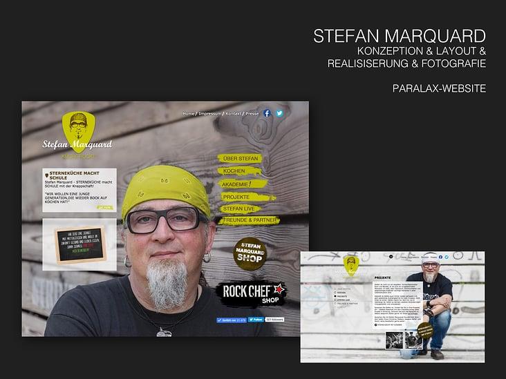 Stefan Marquard– Konzeption / Layout