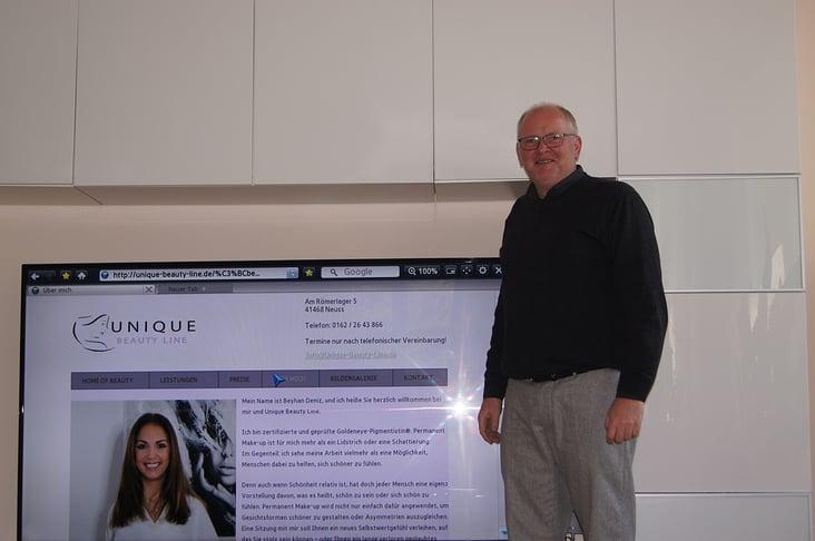 Webseiten Gestaltung
