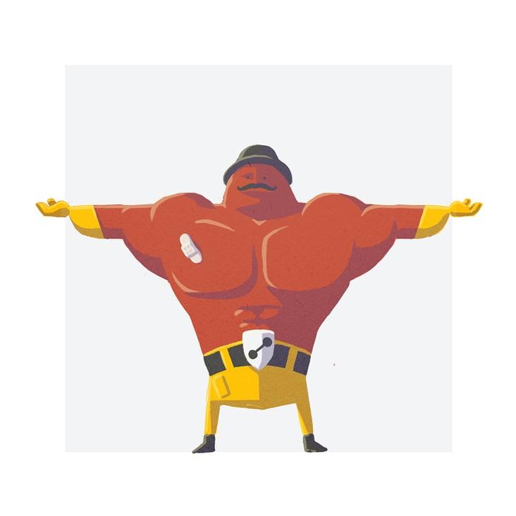 OI – Character Illustration