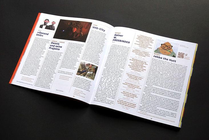Service Seite (Ausgabe 2)