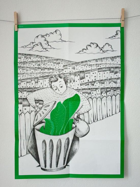 Serendipity– Creative Mornings Magazine Poster