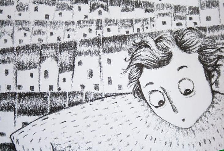 Serendipity– Creative Mornings Magazine Illustration