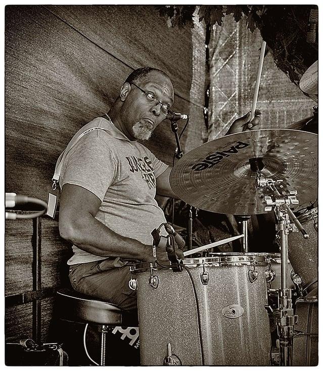 Sam Kelly Drummer