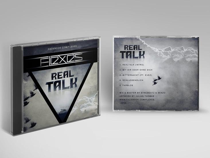 CD Cover Gestaltung