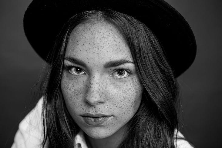 The spirit is true beauty– Mareike– Portraits #1
