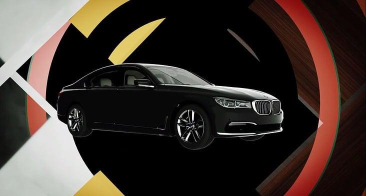 BMW IAA 2015– Show Draft