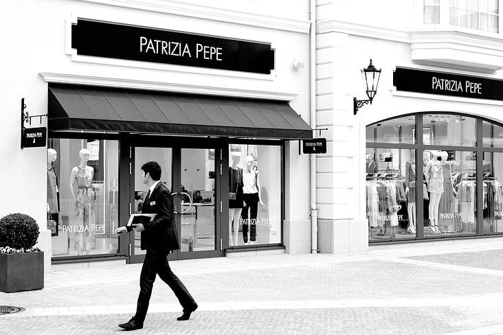 Patrizia Pepe, Designer Outlet Parndorf.