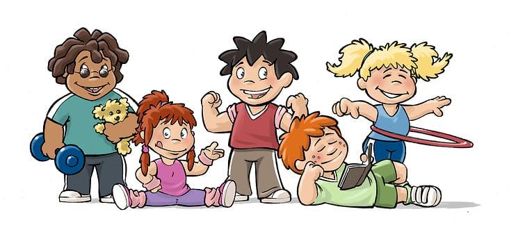 Kids Gruppe